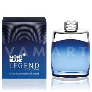 Mont Blanc Legend Special Edition 2014 Eau de Toilette 100ml мъжки без кутия