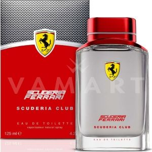 Ferrari Scuderia Club Eau De Toilette 125ml мъжки без опаковка