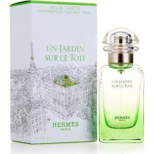 Hermes Un Jardin Sur Le Toit Eau de Toilette 100ml унисекс без опаковка