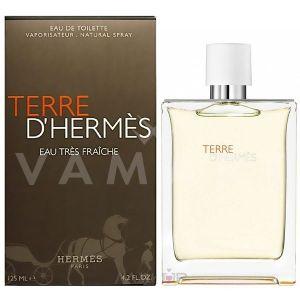 Hermes Terre d'Hermes Eau Tres Fraiche Eau De Toilette 75ml мъжки без опаковка