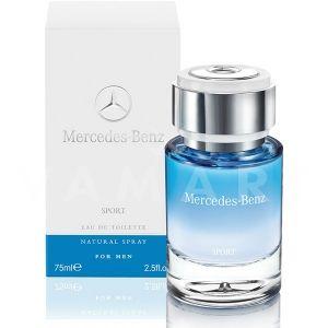 Mercedes Benz Sport Eau de Toilette 120ml мъжки без опаковка