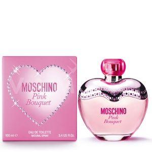 Moschino Pink Bouquet Eau de Toilette 100ml дамски без опаковка