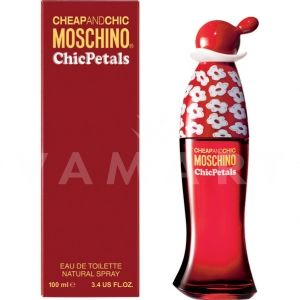 Moschino Cheap and Chic Chic Petals Eau de Toilette 100ml дамски
