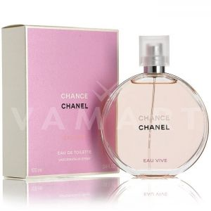 Chanel Chance Eau Vive Eau de Toilette 100ml дамски без опаковка