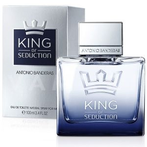 Antonio Banderas King of SeductionAntonio Banderas King of Seduction Eau de Toilette 100ml мъжки без опаковка Eau de Toilette 100ml мъжки без опаковка