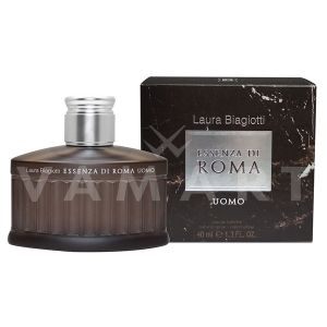 Laura Biagiotti Essenza di Roma Uomo Eau de Toilette 125ml мъжки без опаковка