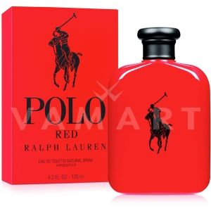 Ralph Lauren Polo Red Eau de Toilette 125ml мъжки без опаковка