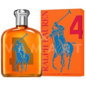 Ralph Lauren Big Pony 4 Eau de Toilette 125ml мъжки без опаковка