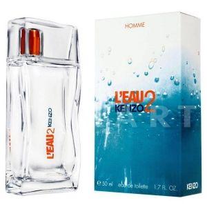Kenzo L'eau 2 Kenzo pour Homme Eau de Toilette 100ml мъжки без опаковка