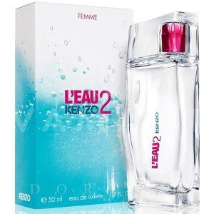 Kenzo L'eau 2 Kenzo pour Femme Eau de Toilette 50ml дамски