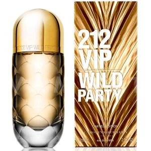 Carolina Herrera 212 VIP Wild Party Eau de Toilette 80ml дамски без опаковка