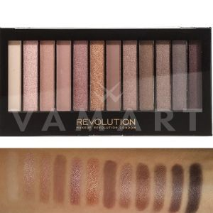 Makeup Revolution London Redemption Palette Iconic 3 Палитра сенки 12 цвята