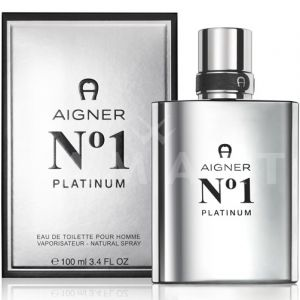 Aigner No 1 Platinum Eau de Toilette 100ml мъжки без опаковка