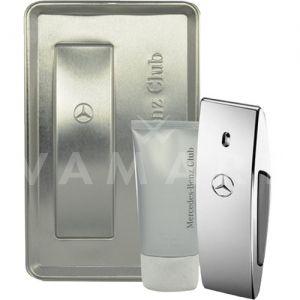 Mercedes Benz Club Eau de Toilette 100ml + Shower Gel 75ml мъжки комплект