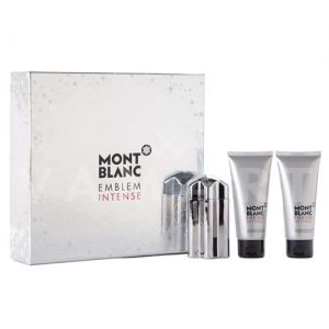 Mont Blanc Emblem Intense Eau de Toilette 100ml + After Shave Balm 100ml + Shower Gel 100ml мъжки комплект