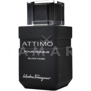 Salvatore Ferragamo Attimo Pour Homme Black Musk Eau de Toilette 100ml мъжки