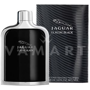 Jaguar Classic Black Eau de Toilette 100ml мъжки