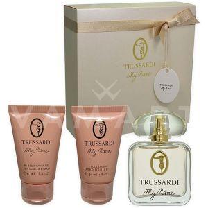 Trussardi My Name Eau de Parfum 30ml + Body Lotion 30ml + Shower Gel 30ml дамски комплект
