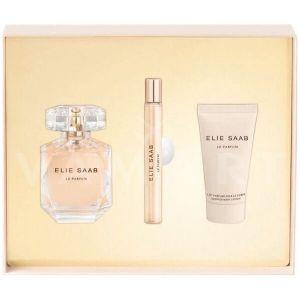 Elie Saab Le Parfum Eau de Parfum 90ml + Eau de Parfum 10ml + Body Lotion 75ml дамски комплект