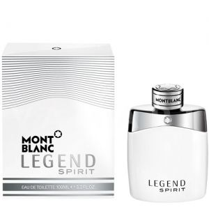Mont Blanc Legend Spirit Eau de Toilette 100ml мъжки без опаковка