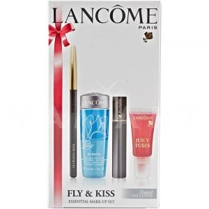 Lancome Fly & Kiss Make-up Козметичен комплект
