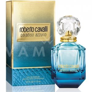 Roberto Cavalli Paradiso Azzurro Eau de Parfum 75ml дамски без опаковка