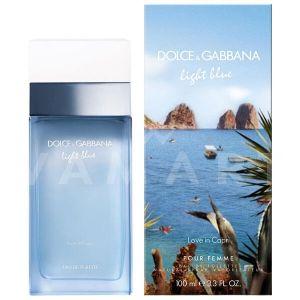 Dolce & Gabbana Light Blue Love in Capri Eau de Toilette 100ml дамски без опаковка