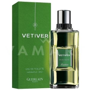 Guerlain Vetiver Eau de Toilette 100ml мъжки без опаковка