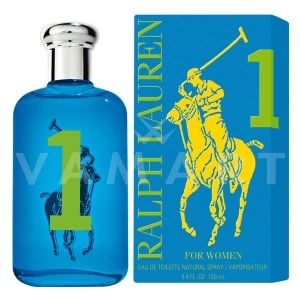 Ralph Lauren Big Pony 1 Eau de Toilette 100ml дамски без опаковка