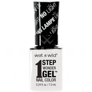 Wet n Wild Гел Лак за нокти 1 Step WonderGel Nail Color 7011 Flying Colors