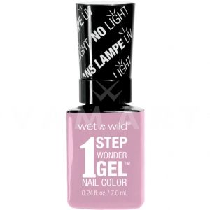 Wet n Wild Гел Лак за нокти 1 Step WonderGel Nail Color 7031 Don't Be Jelly!