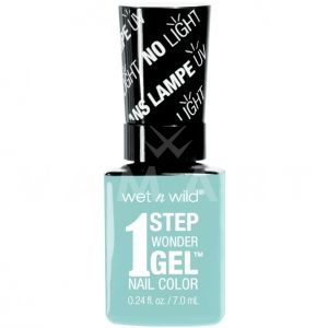 Wet n Wild Гел Лак за нокти 1 Step WonderGel Nail Color 7311 Pretty Peas