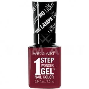 Wet n Wild Гел Лак за нокти 1 Step WonderGel Nail Color 7331 Left Marooned
