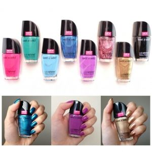 Wet n Wild Wild Shine Лак за нокти 450 Clear Nail Protector