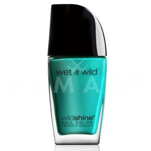 Wet n Wild Wild Shine Лак за нокти 483 Be More Pacific