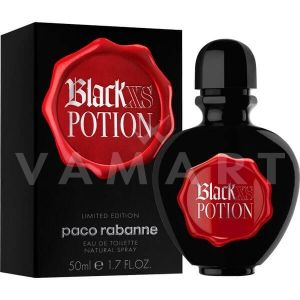 Paco Rabanne Black XS Potion for Her Eau de Toilette 80ml дамски без опаковка