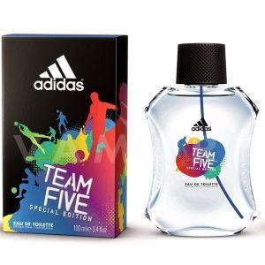 Adidas Team Five Eau de Toilette 100ml мъжки