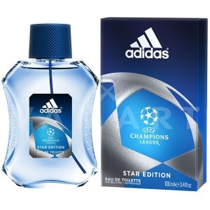 Adidas UEFA Champions League Star Edition Eau de Toilette 50ml мъжки без опаковка