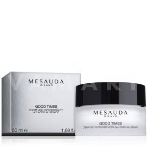 Mesauda Milano Skin Care Good Times Super Moisturizing Face Cream Супер Овлажняващ крем за лице