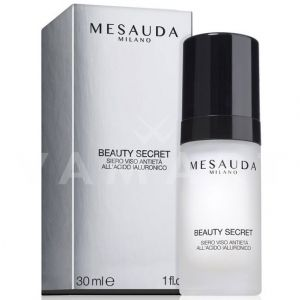 Mesauda Milano Skin Care Beauty Secret Anti-age Face Serum Серум против стареене с хиалуронова киселина