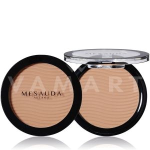 Mesauda Milano Pure Light Compact Powder 03 Medium Beige