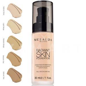Mesauda Milano Radiant Skin Foundation Фон дьо тен с хиалуронова киселина 301 Light Beige