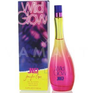 Jennifer Lopez Wild Glow Eau de Toilette 100ml дамски