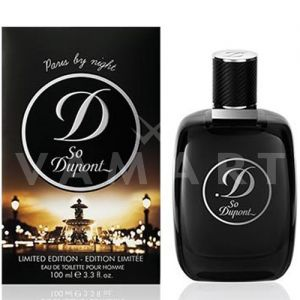 S.T. Dupont So Dupont Paris by Night pour Homme Eau de Toilette 100ml мъжки