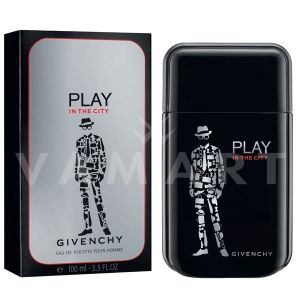 Givenchy Play in the City for Him Eau de Toilette 100ml мъжки