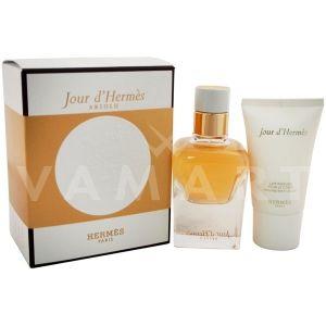 Hermes Jour d`Hermes Absolu Eau de Parfum 50ml + Body Lotion 30ml дамски комплект