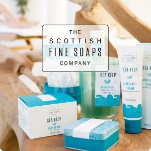 Scottish Fine Soaps Sea Kelp Hand & Nail Cream 100ml крем за ръце и нокти