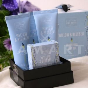 Scottish Fine Soaps Willow & Bluebell Козметичен комплект 4 продукта