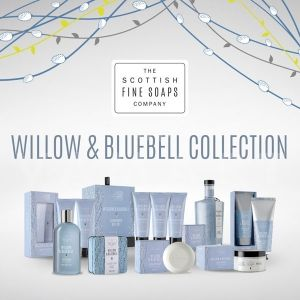 Scottish Fine Soaps Willow & Bluebell Luxury Soap 100gr луксозен сапун
