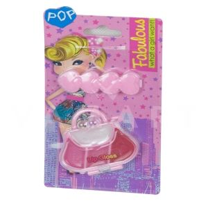 Markwins POP Party Time Lipgloss Handbag Детски козметичен комплект